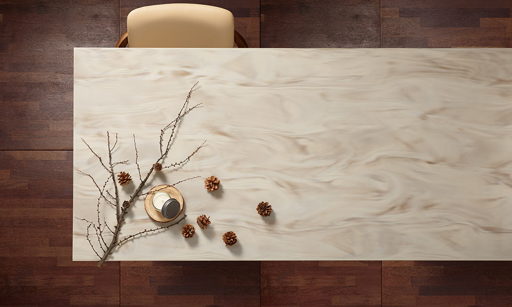 Hanex solid surfaces introduced Bellassimo Episode II